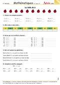Les multiplications id es de bricolage math matiques for Multiplication en jouant