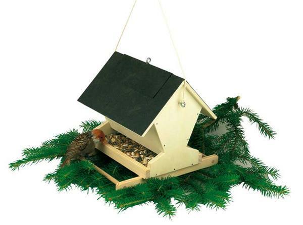 mangeoire pour oiseaux projets projets de 10 15 ans. Black Bedroom Furniture Sets. Home Design Ideas