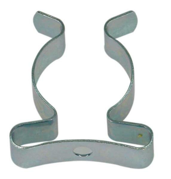 Collier clip 24 27 mm accessoires techniques autres accessoires - Fixer tole ondulee transparente ...