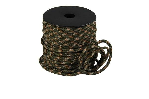 Paracorde 4 mm - 40 m, army