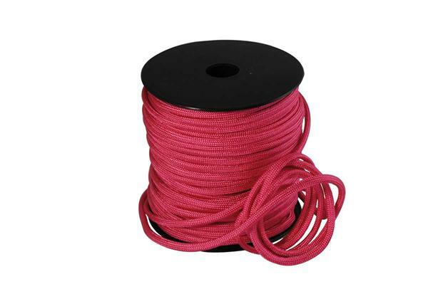 Paracorde 4 mm - 40 m, pink