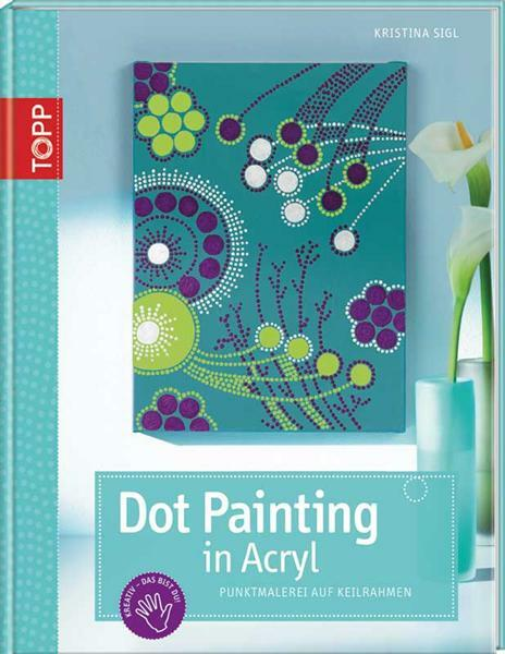 Livre - Dot Painting in Acryl