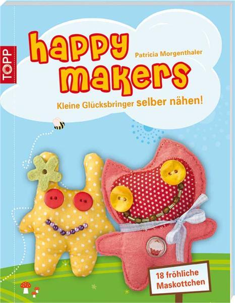 Livre - Happy Makers