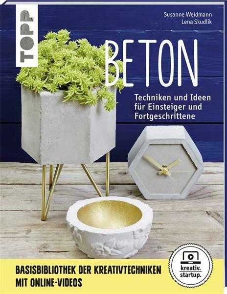 livre beton techniken und ideen cr ations plastiques moulages en relief moulage b ton. Black Bedroom Furniture Sets. Home Design Ideas