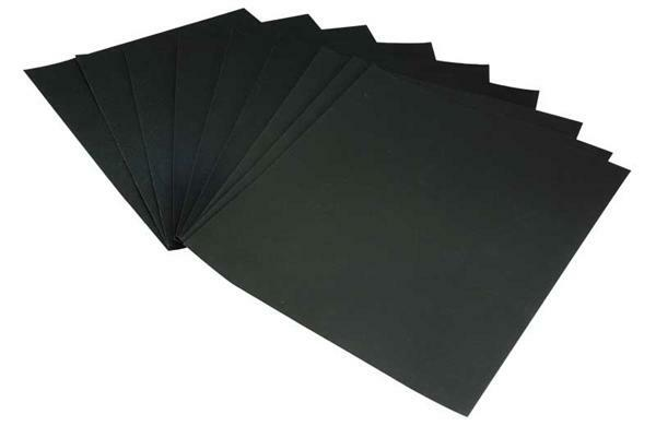 papier abrasif imperm able 600 grains tr s fin. Black Bedroom Furniture Sets. Home Design Ideas