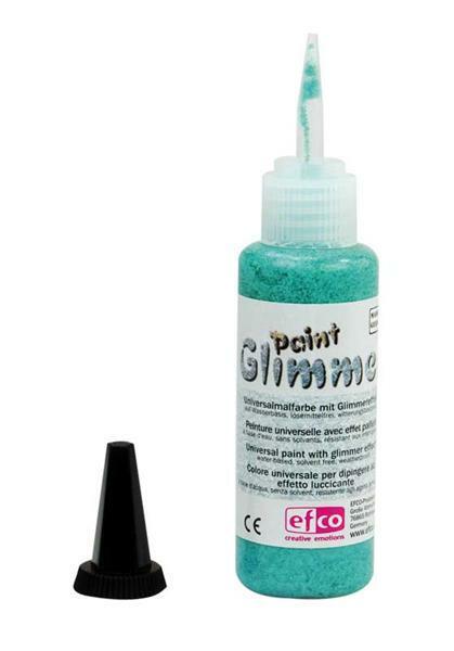 peinture paillet e 50 ml vert peindre colorier dessiner peintures universelles. Black Bedroom Furniture Sets. Home Design Ideas