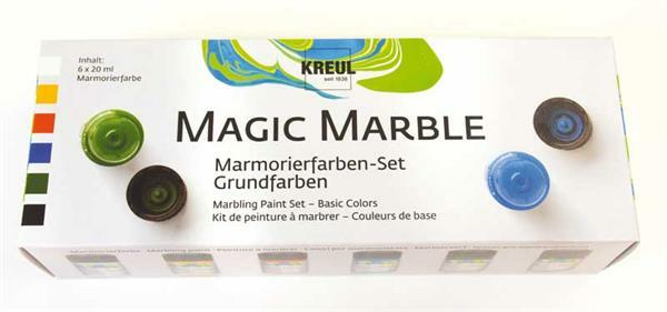 Magic Marble - LOT couleurs primaires