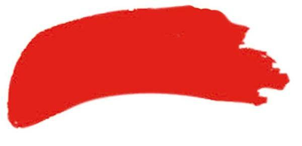 Peinture pour porcelaine 20 ml rouge cerise cr ations - Peinture rouge cerise ...