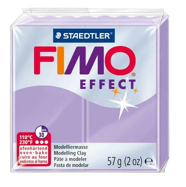 Fimo Soft pastel - 57 g, lilas