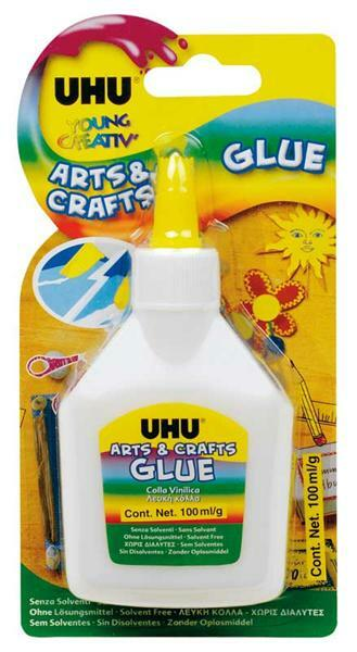 UHU Colle Arts & Crafts, 100 ml