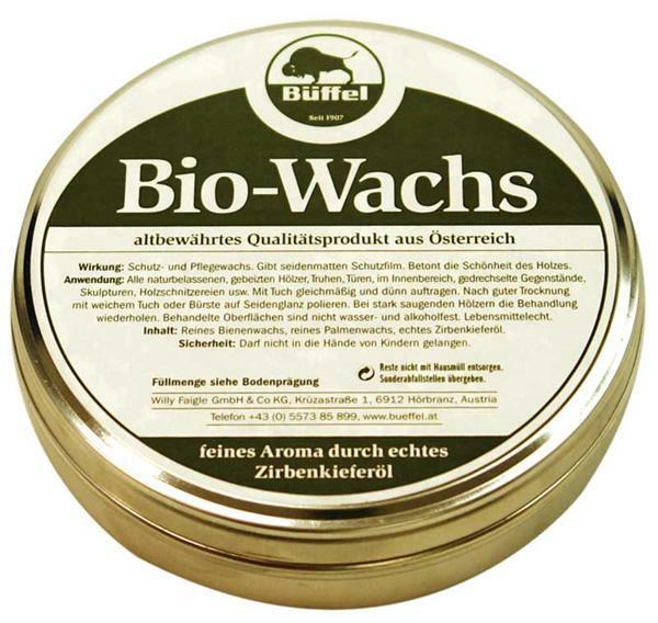 cire bio 250 ml incolore outillage protection du bois traitement de la surface. Black Bedroom Furniture Sets. Home Design Ideas