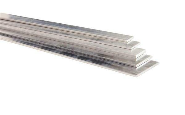 plaque d 39 aluminium 500 mm 20 x 3 mm d coupes sur. Black Bedroom Furniture Sets. Home Design Ideas