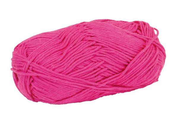 Laine Cotton Fun - 50 g, pink